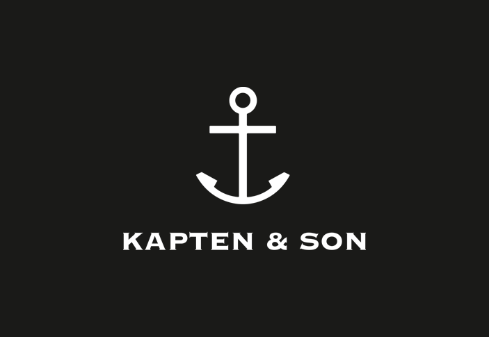 logo kapten and son