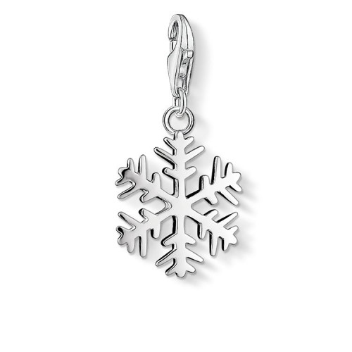 Thomas Sabo Charms/Beads Eisblume - 0281-001-12