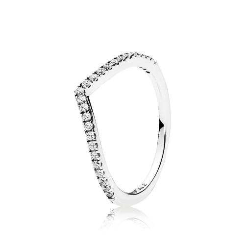 Pandora Funkelnder Wunsch Ring - 196316CZ