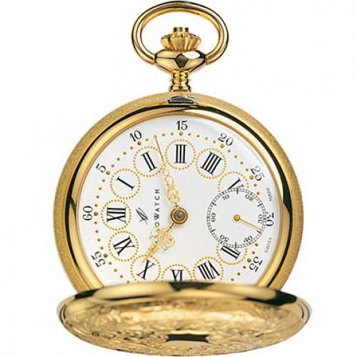 Aerowatch Savonnettes Gold Plated - 55644 J501