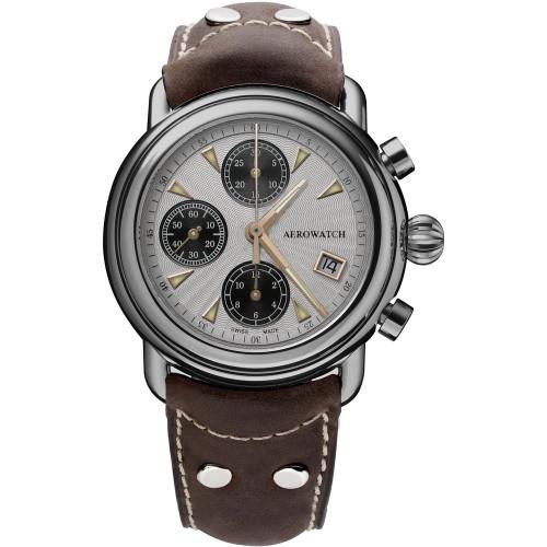 Aerowatch 1942 Chrono Automatic - A 61901 AA09 S