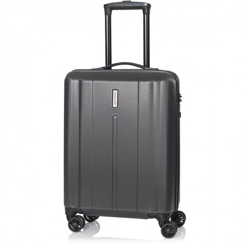PACK EASY Hilton Cabin-Trolley S Anthrazit - 6504AN