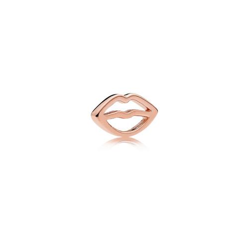 Pandora Liebeskuss Medaillon-Element Charms/Beads - 786589