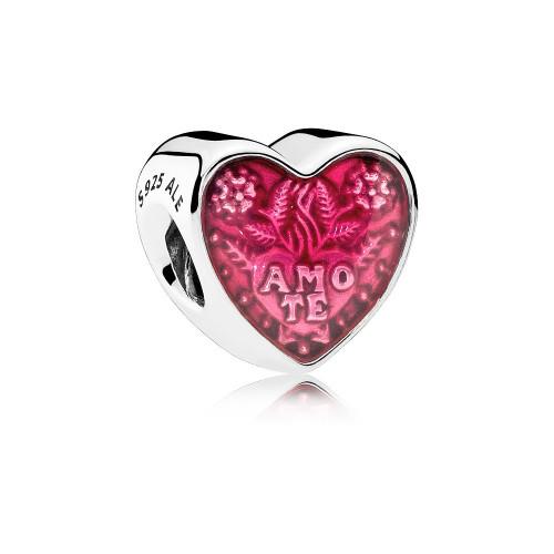 Pandora Charms/Beads Liebesbotschaft - 792048EN117