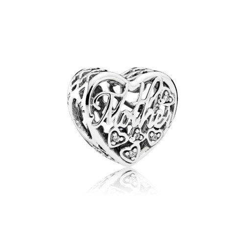 Pandora Mother & Son Bond Charm - 792109CZ
