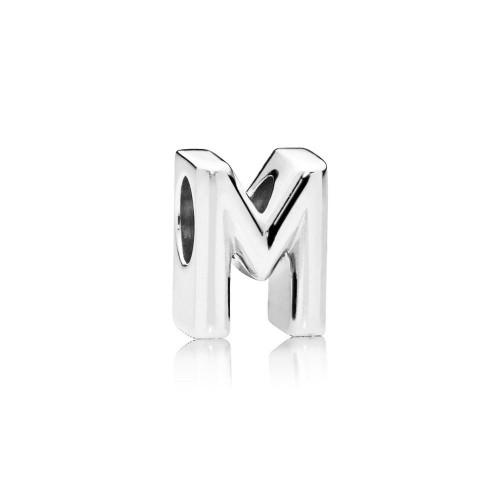 Pandora Letter M Charm - 797467