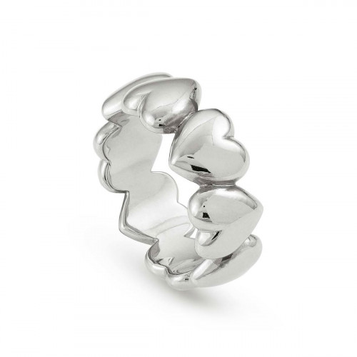 Nomination Rock in Love Silver Ring - 147500-010