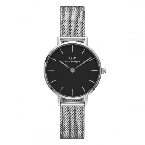 Daniel Wellington Classic Petite Sterling Black (28 mm) - DW00100218
