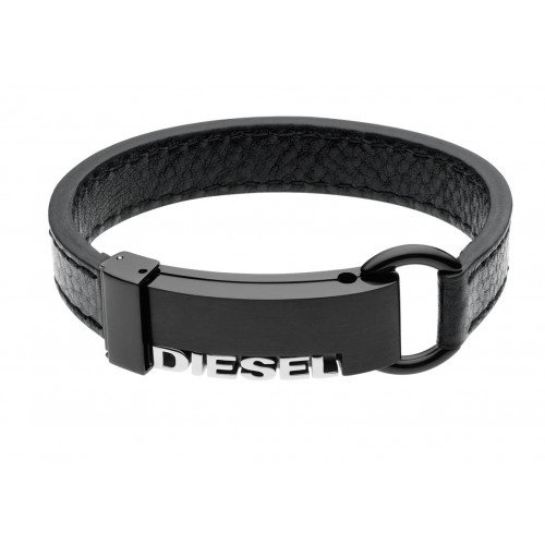 Diesel Leather/steel - DX0002040