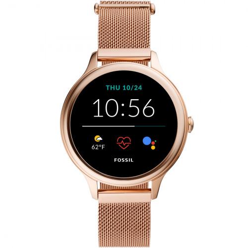 Fossil Gen 5E Smartwatch HR - FTW6068