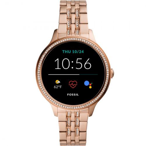 Fossil Gen 5E Smartwatch HR - FTW6073