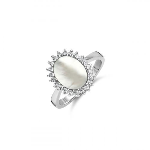 Naiomy Silver Ring - N9H21