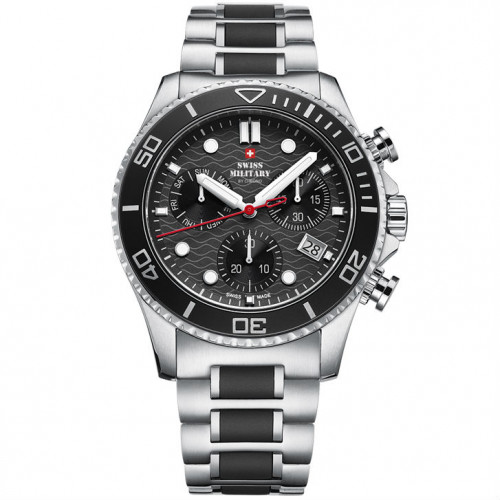 Swiss Military by Chrono Quartz Chronograph - SM34051.01