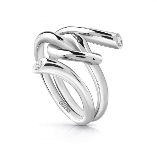Guess Guess Knot Ring - UBR29000