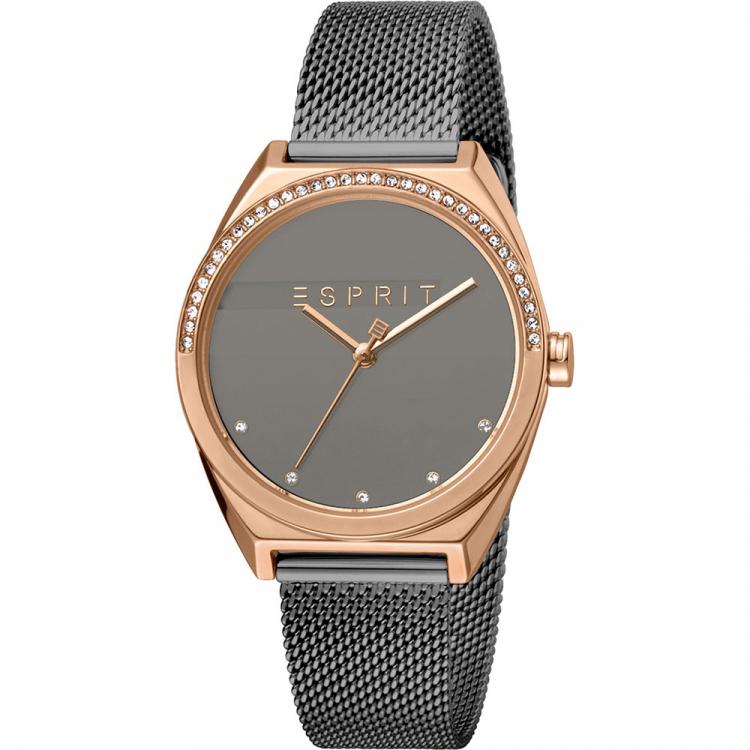 Esprit Essential Mini Schwarz Damen Armbanduhr