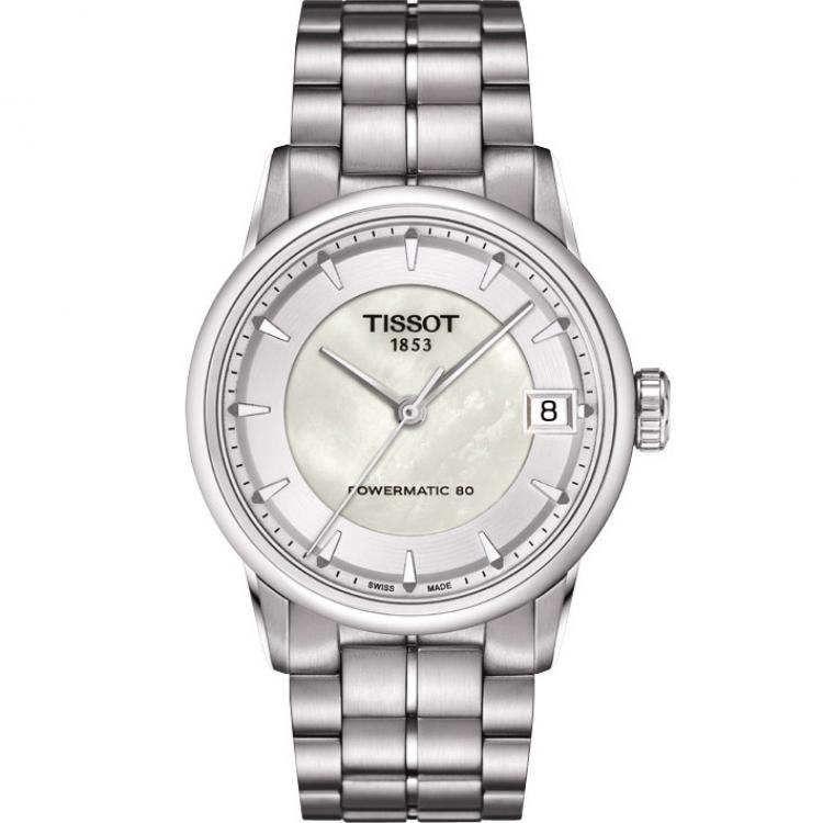 Tissot Luxury Automatic Lady T086.207.11.111.00 Helen