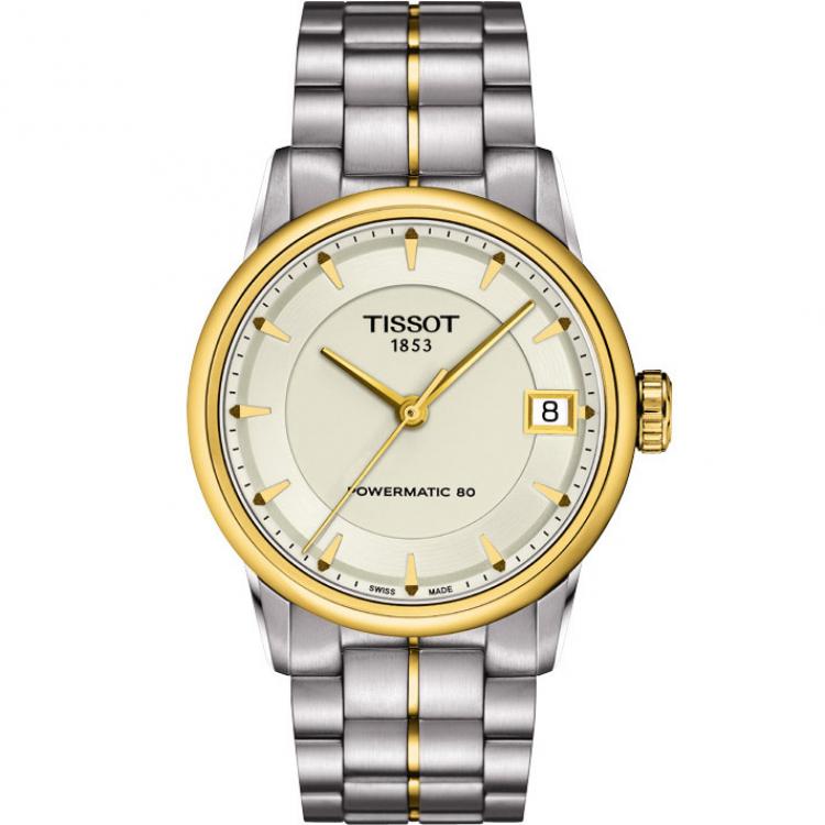 Tissot Luxury Automatic Lady T086.207.22.261.00 Helen