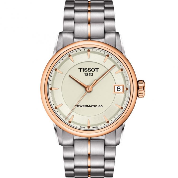 Tissot Luxury Automatic Lady T086.207.22.261.01 Helen