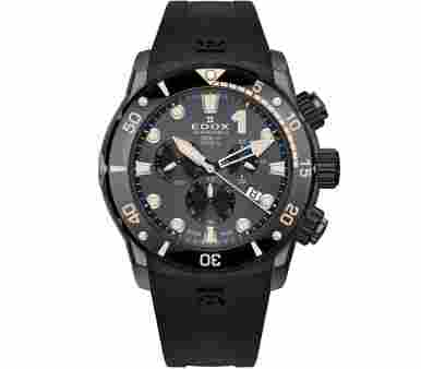 Edox Sharkman II Limited Edition - 10234 357GN NINB