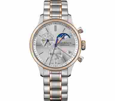 Aerowatch Renaissance Chronograph Moon-Phases - 78986 BI03 M