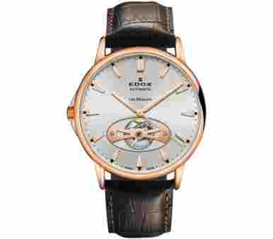 Edox Les Bémonts Open Heart - 85021 37R AIR
