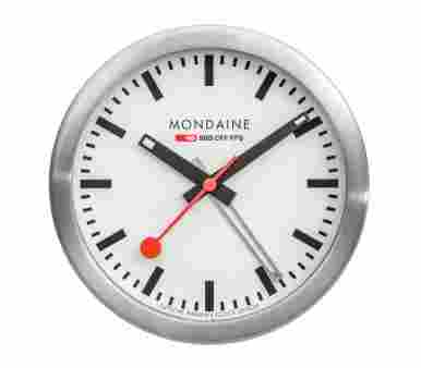 Mondaine Mini Desk Clock - A997.MCAL.16SBB