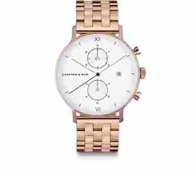 Kapten & Son Chrono Rose Steel - CD00A0825F12A