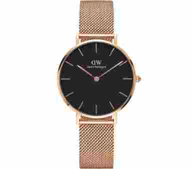 Daniel Wellington Classic Petite Melrose Black (32 mm) - DW00100161