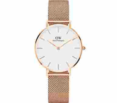 Daniel Wellington Classic Petite Melrose White (32 mm) - DW00100163