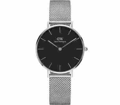 Daniel Wellington Classic Petite Sterling Black (32 mm) - DW00100162