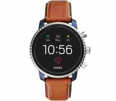 Fossil Q Explorist HR Smartwatch - FTW4016