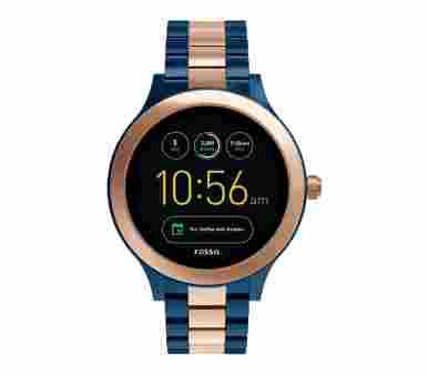 Fossil Q Venture Smartwatch - FTW6002