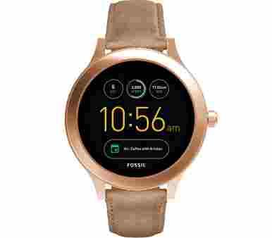 Fossil Q Venture Smartwatch - FTW6005