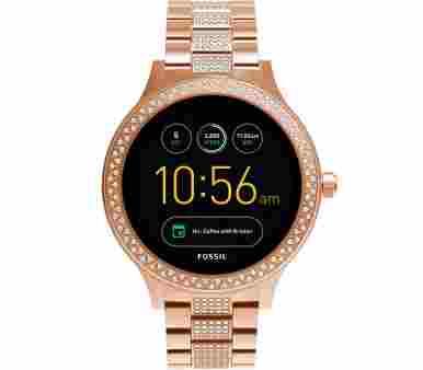 Fossil Q Venture Smartwatch - FTW6008