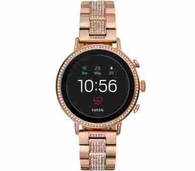 Fossil Q Venture HR Smartwatch - FTW6011