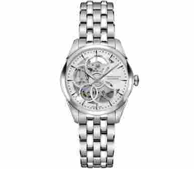 Hamilton Jazzmaster Viewmatic Skeleton Lady Auto - H32405171