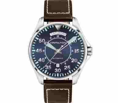 Hamilton Khaki Aviation Pilot Day Date Automatic - H64615545