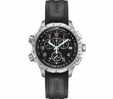 Hamilton Khaki X-wind GMT - H77912335