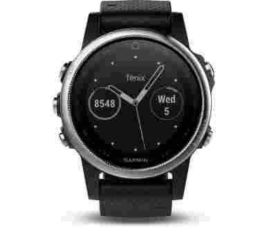 Garmin Fenix 5S Black - 010-01685-02