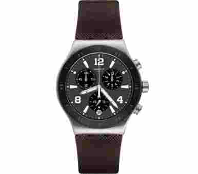 Swatch Duo Brown - YVS450
