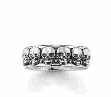 Thomas Sabo Ring Rebel at heart - TR1878-001-12