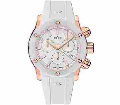 Edox CO-1 Chronolady - 10225 37RB BIR