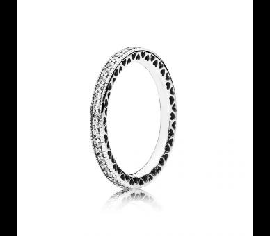 Pandora Ring Unendliche Herzen - 190963CZ