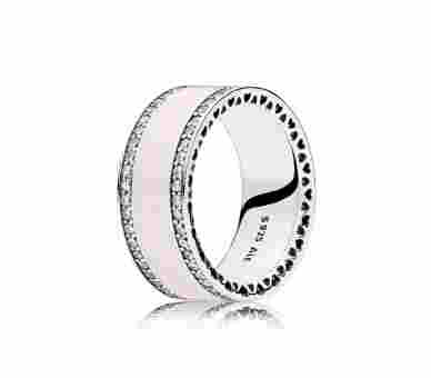 Pandora Ring Herzens-Band - 191024EN40