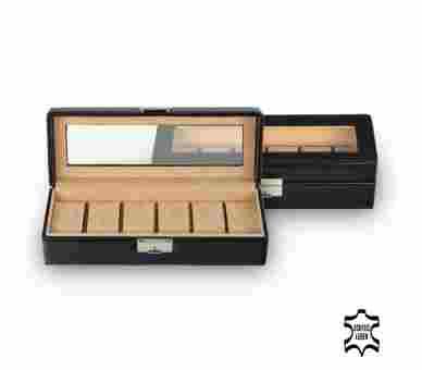 Sacher Uhrenkoffer Leder - 2117.010443