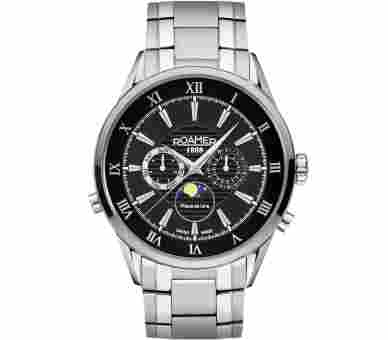 Roamer Superior Moonphase - 508821 41 53 50