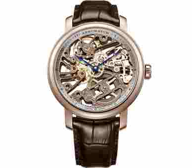 Aerowatch Renaissance Big Mechanical Skeleton - A 50931 RO01