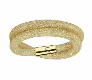 Swarovski Stardust Armband Gold