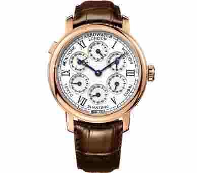 Aerowatch Renaissance 7 Time Zones - 51974 R101