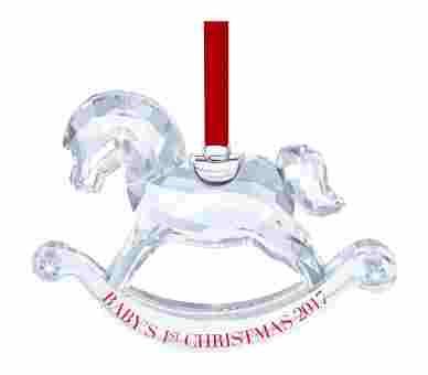 Swarovski Babys Erstes Weihnachtsornament Jahresausgabe 2017 - 5297124
